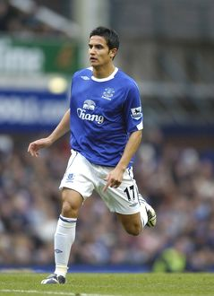 Football - Stock 06/07 - 11/11/06 Tim Cahill - Everton Mandatory Credit