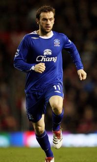 Football - Stock 06/07 - 29/11/06 James McFadden - Everton Mandatory Credit