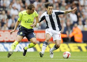 Football - West Bromwich Albion v Everton Barclays