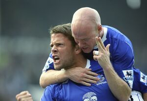 James Beattie and Andy Johnson