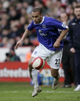 James Vaughan - Everton
