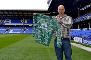 Marcus Hahnemann Unveiling