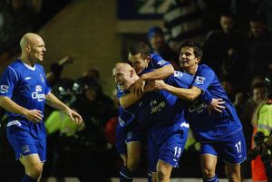 Plymouth 1 Everton 3 (FA Cup) 08-01-05