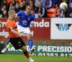 Pre-Season Friendly - Dundee United v Everton - Tannadice Park