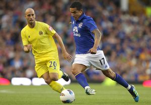 Pre Season Friendly - Everton v Villarreal - Goodison Park