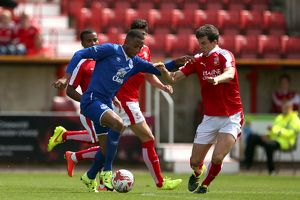Pre-season Friendly - Swindon Town v Everton - The County Ground