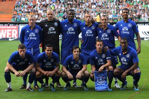 Pre Season Friendly - Werder Bremen v Everton - Weserstadion