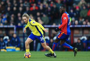Premier League - Crystal Palace v Everton - Selhurst Park