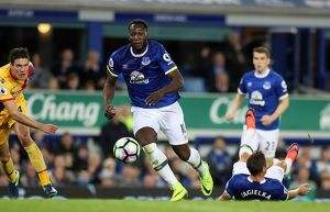 Premier League - Everton v Crystal Palace - Goodison Park