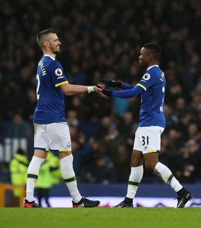 Premier League - Everton v Manchester City - Goodison Park