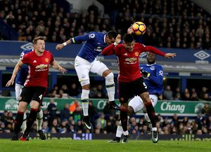 <b>Premier League - Everton v Manchester United - Goodison Park</b><br>Selection of 6 items