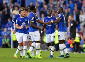 Premier League - Everton v Middlesbrough - Goodison Park