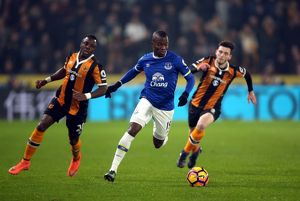Premier League - Hull City v Everton - KCOM Stadium