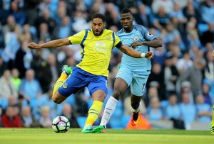 Premier League - Manchester City v Everton - Etihad Stadium