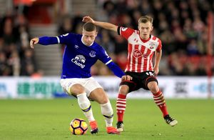 Premier League - Southampton v Everton - St Mary's Stadium