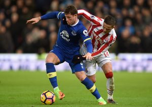 Premier League - Stoke City v Everton - bet365 Stadium