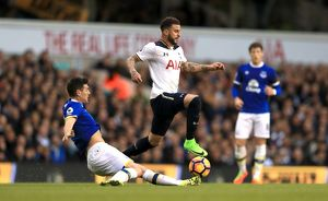 Premier League - Tottenham Hotspur v Everton - White Hart Lane