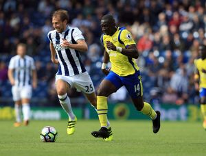 Premier League - West Bromwich Albion v Everton - The Hawthorns