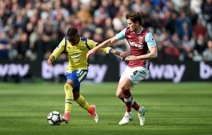 Premier League - West Ham United v Everton - London Stadium