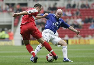 <b>Middlesbrough v Everton</b><br>Selection of 18 items