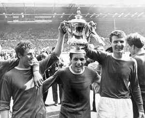 Soccer - FA Cup - Final - Everton v Sheffield Wednesday