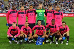 Soccer - Pre Season Friendly - Sydney FC v Everton - ANZ Stadium