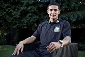 Tim Cahill Feature