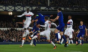 UEFA Europa League - Group E - Everton v Olympique Lyonnais - Goodison Park
