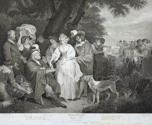Illustrating The Dramatic Works of Shakspeare by John and Josiah Boydell, 1803