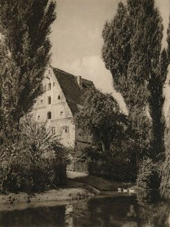 'In Donauworth', 1931. Artist: Kurt Hielscher.