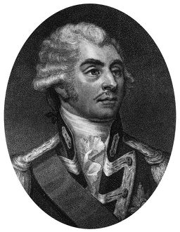 George Keith Elphinstone (1746-1823), 1st Viscount Keith, British admiral, 1837.Artist