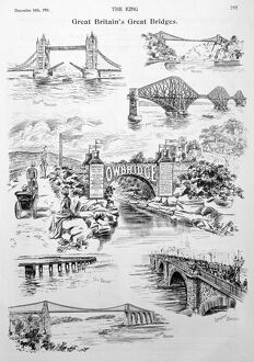 great britains great bridges ad owbridge lung