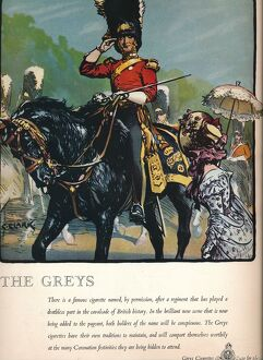 'The Greys', 1937. Artist: Unknown.
