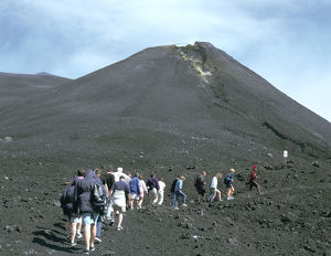 guided tour lava fields mount etna sicily italy