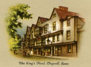 the kings head chigwell essex 1936 creator