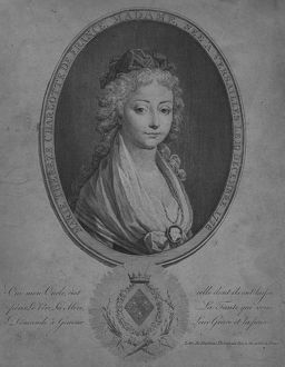 marie therese angouleme duchesse bourbon early