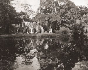 The Ruins at Frogmore, Berkshire, 1894. Creator: Unknown