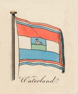 'Waterland', 1838. Artist: Unknown.