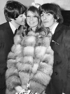 beatles/george harrison wife pattie boyd
