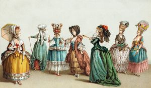 18th century French ladies'
