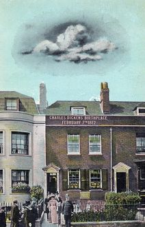 Charles Dickens - birthplace