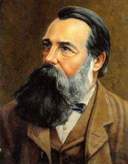 Friedrich Engels - German