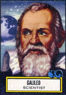 Galileo - portrait -