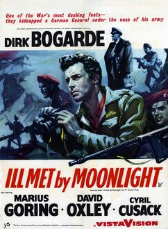 Ill Met by Moonlight - film poster
