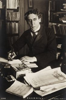 Israel Zangwill English writer