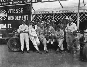 1927 Le Mans 24 hours - The Bentley Boys