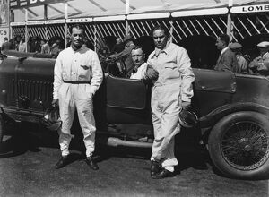 1928 Le Mans 24 hours - The Bentley Boys