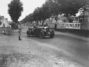 1930 Le Mans 24 Hours - Henry Birkin/Jean Chassagne
