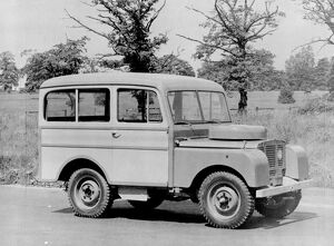 1948 Land Rover Estate