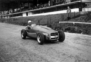 1952 Belgian Grand Prix - Stirling Moss